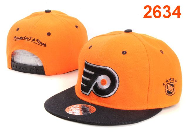 Philadelphia Flyers NHL Snapback Hat PT33